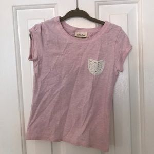 Play condition size 4 pink tee
